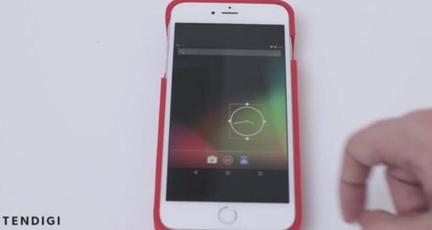 Android iPhone Üstünde Çalışabiliyor