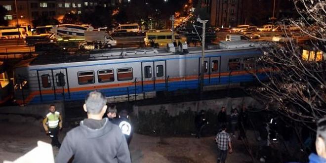 İstanbul Metroda Patlama