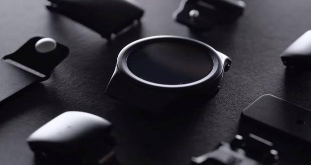 Dünya'daki İlk Modüler Akıllı Saat