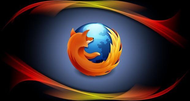Firefox'ta Logo Değişikliği