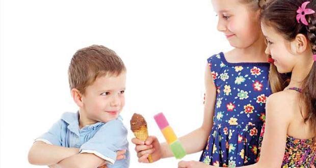 Çocuklar Arkadaşlarını Nasıl Seçmekteler?
